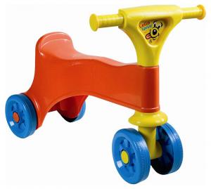 ANDRONI Scooter 4 Ruote In Plastica Senza Pedali Cavalcabile Primi Passi 846