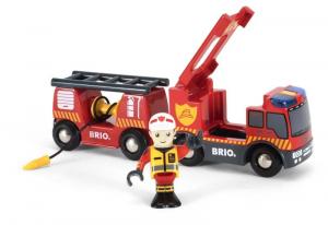 BRIO Camion Dei Pompieri 860