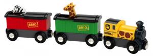 BRIO Treno Safari 814