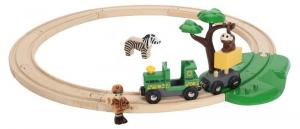 BRIO Starter Set Ferrovia Safari 988