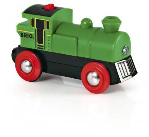BRIO Locomotiva A Batterie 179