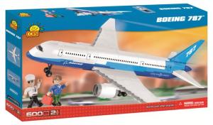 COBI 600 Pcs Boeing/ 26600/ 787 Dreamliner Costruzioni Piccole Gioco Bambino 370