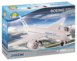 COBI 260 Pcs Boeing 26261 Boeing777 Costruzioni Piccole Gioco Bambino Bambina 155