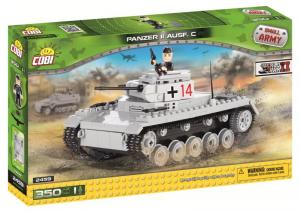 COBI 350 Pcs Small Army 2459 Panzer Ii Ausf C Costruzioni Piccole Gioco Bambino 494