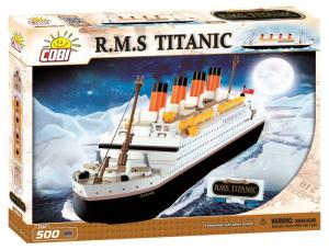 COBI 500 Pcs Action Town 1914 Titanic Costruzioni Piccole Gioco Bambino Bambina 994