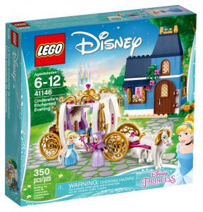 LEGO La Serata Incantata Di Cenerentola Disney Princess Costruzioni Piccole 154