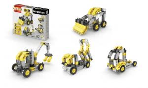 ENGINO Inventor 8 Models Industrial Costruzioni Piccole Gioco Bambino Bambina 800