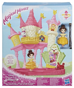 HASBRO Disney Princess Magical Movers Castello Di Belle 677