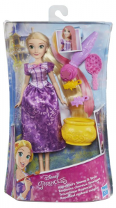 HASBRO Disney Princess Rapunzel Cambia Colore Capelli 151