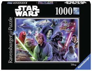 RAVENSBURGER Puzzle 1000 Pezzi Disney Star Wars C 177