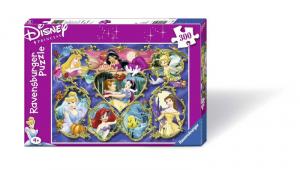 RAVENSBURGER Puzzle 300 Pezzi Xxl Principesse Disney Puzzle Giocattolo 730