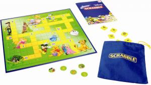 MATTEL Disney Scrabble Junior N5879 Gioco Classico Bambino Da Tavolo Giocattolo 172