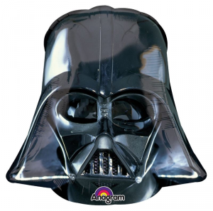 ANAGRAM Pallone Darth Vader Supershape 40 Foil Supershape Adatti Per Elio 839
