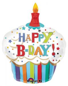 ANAGRAM Palloncini Mylar Supershape Happy Birthday Palloncini Party E Carnevale 573