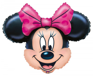ANAGRAM Palloncini Mylar Minnie Mouse Supershape Palloncini Party E Carnevale 343