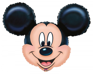 ANAGRAM Palloncini Mylar Mickey Mouse Supershape Palloncini Party E Carnevale 510