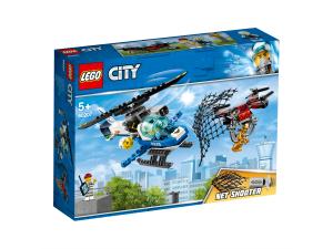 LEGO POLIZIA AEREA ALL'INSEGUIMENTO DEL DRONE 60207