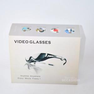 Occhiali 3d Video Glasses