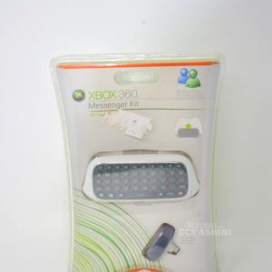 Kit Tastiera Cuffie Xbox 360