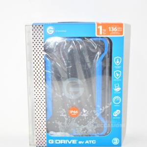 Hard Disk G-Drive Ev ATC Memoria 1000 Gb