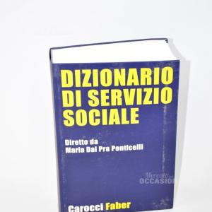 Dizionario Di Servizio Sociale Carocci Faber