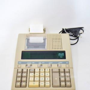 Calcolatrice Olivetti Summa  184