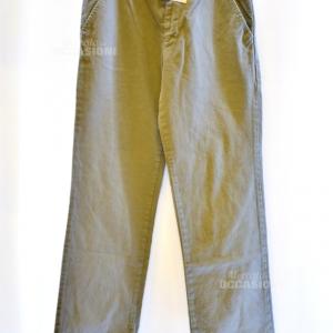 Pantalone Bambino Moschino  Grigio Originale Anni 10-11