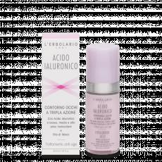 Acido Ialuronico Contorno Occhi a Tripla Azione Trattamento anti-age 30 ml