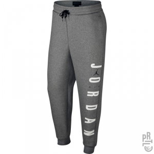 JORDAN JUMPMAN AIR FLEECE PANT GRIGIO AT4913-091