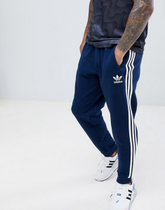 PANTALONE ADIDAS 3-STRIPES BLUE DJ2118