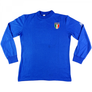 1980-81 Italia Maglia Home L