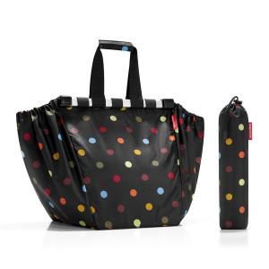 Reisenthel - Easyshoppingbag - Borsa da shopping compatibile con carrello multicolore pois cod. UJ7009