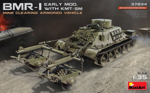 BMR-1 EARLY MOD. WITH KMT-5M