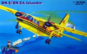 BN-2/BN-2A Islander