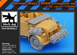 German Steyr 1500A