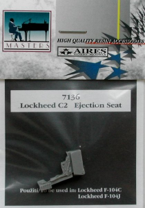 LOCKHEED C2 EJECTION SEAT