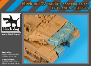 Merkava IV basket