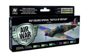 RAF COLORS SEPCIAL
