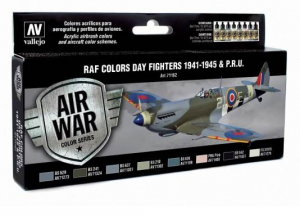 RAF DAY FIGHTERS