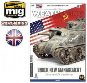THE WEATHERING MAGAZINE Issue 24 UNDER NEW MANAGEMENT (English)