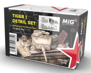 TIGER I DETAIL SET