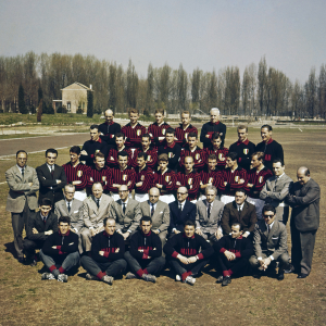 Il Grande Milan, 1962