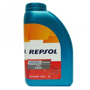 OLIO MOTORE REPSOL TECH 5W30 PREMIUM FULL SYNTHETIC 1L