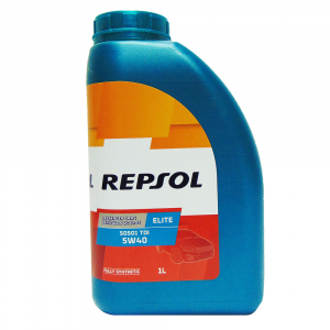 OLIO MOTORE REPSOL 50501 TDI 5W40 ELITE FULLY SYNTHETIC 1L