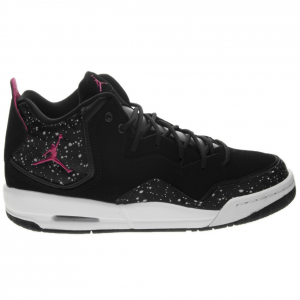 SNEAKERS JORDAN COURTSIDE 23 (GS) BLACK/WHITE-RUSH-PINK AR1001-016