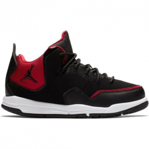 SKEAKERS JORDAN COURTSIDE 23 (PS) AQ7734-006 BLACK/BLACK-GYM-RED
