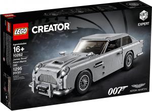 LEGO CREATOR EXPERT JAMES BOND? ASTON MARTIN DB5 10262