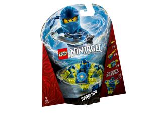 LEGO NINJAGO JAY SPINJITZU 70660