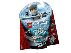 LEGO NINJAGO ZANE SPINJITZU 70661