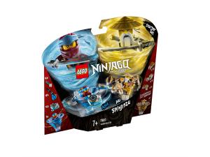 LEGO NINJAGO NYA E WU SPINJITZU 70663